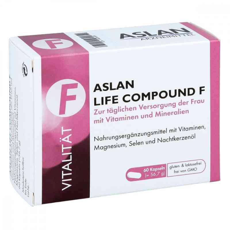Aslan Life Compound F Kapseln  bei apo-discounter.de bestellen