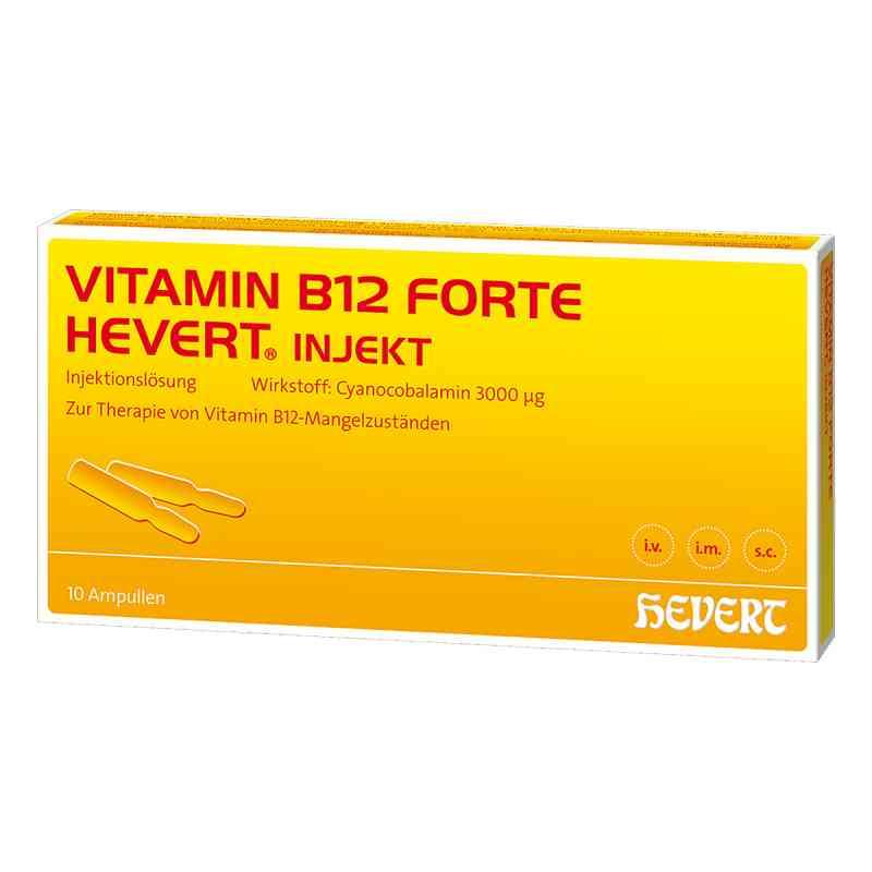 Vitamin B12 Hevert forte Injekt Ampullen  bei apo-discounter.de bestellen