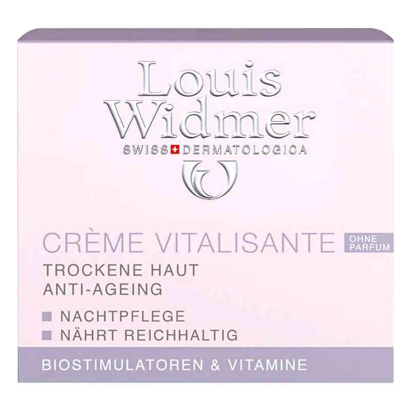 Widmer Creme Vitalisante unparfümiert  bei apo-discounter.de bestellen