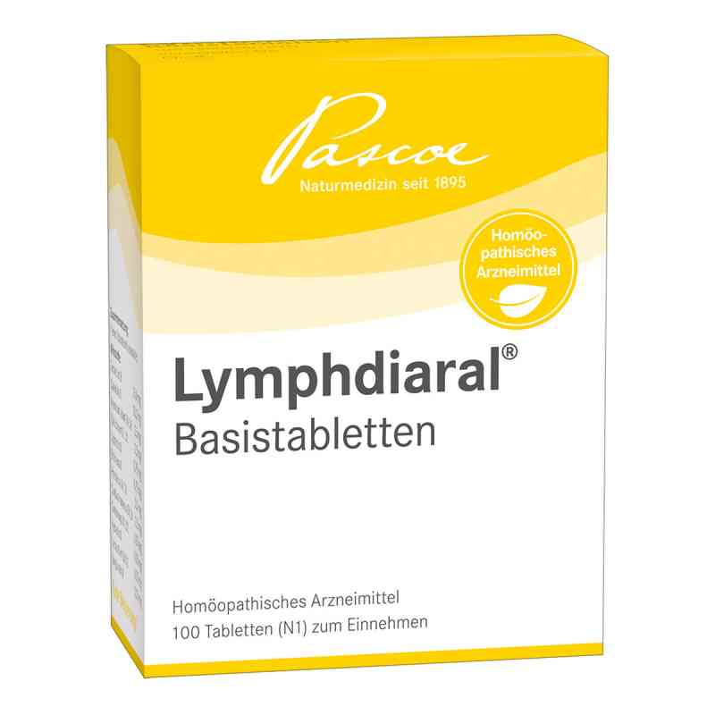 Lymphdiaral Basistabletten  bei apo-discounter.de bestellen