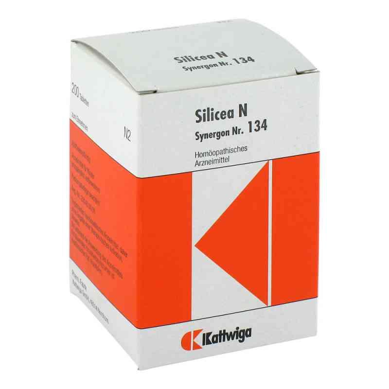 Synergon 134 Silicea N Tabletten  bei apo-discounter.de bestellen