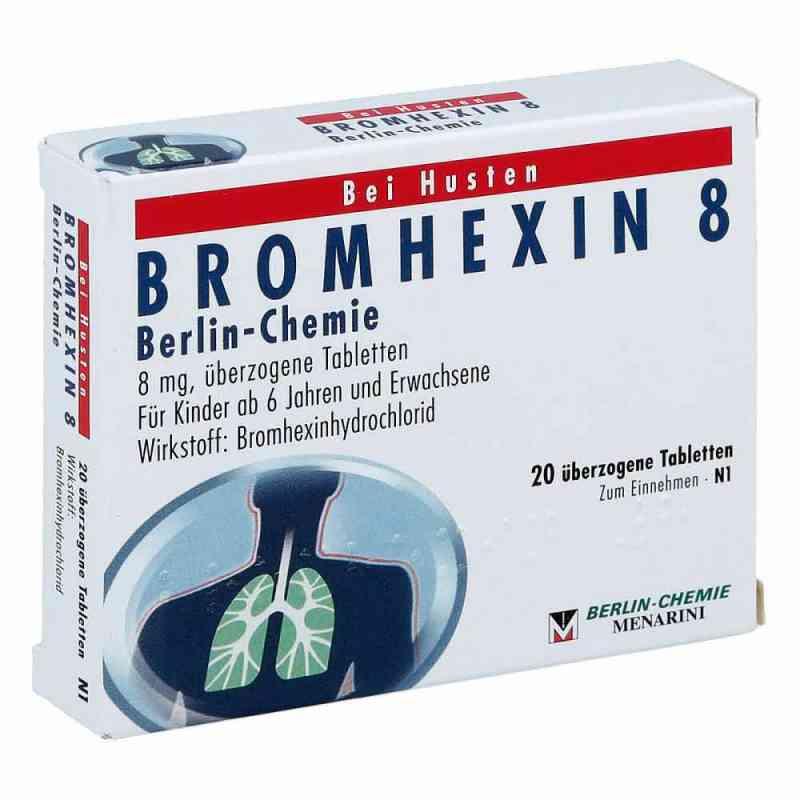 BROMHEXIN 8 Berlin-Chemie  bei apo-discounter.de bestellen