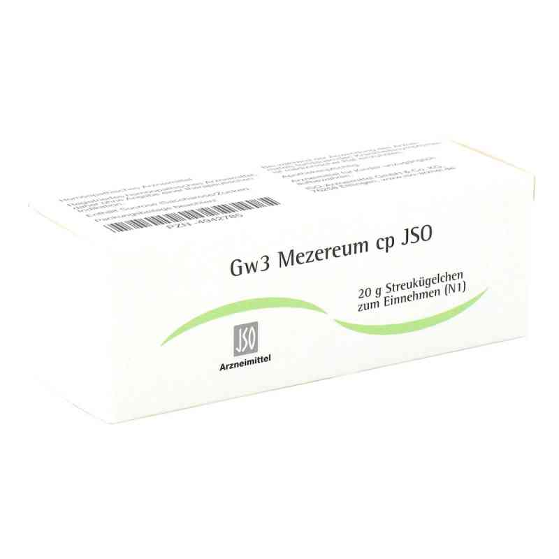 Jso Jkh Gewebemittel Gw 3 Mezereum cp Globuli  bei apo-discounter.de bestellen