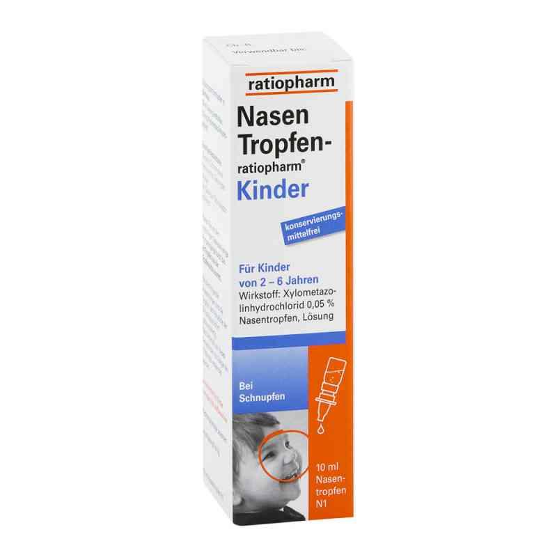NasenTropfen-ratiopharm Kinder bei apo-discounter.de bestellen