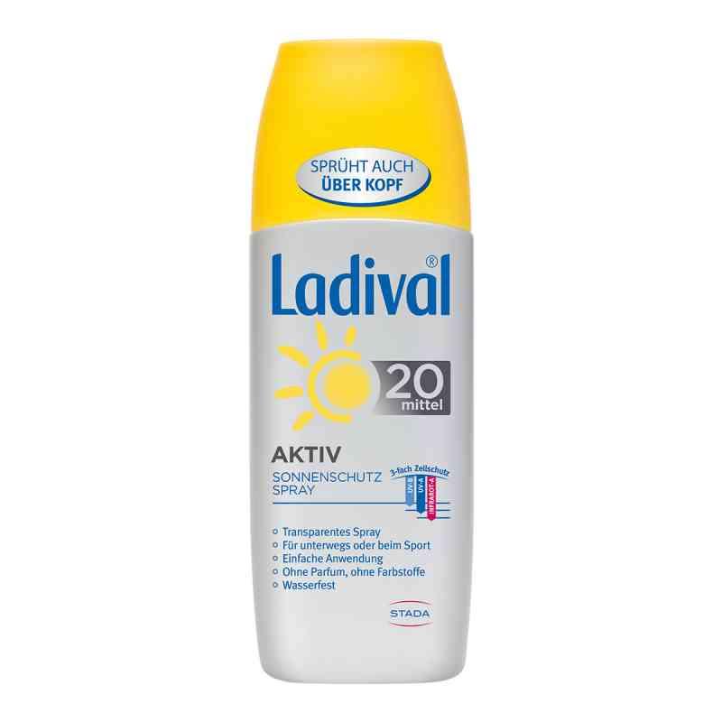 Ladival Sonnenschutzspray Lsf 20  bei apo-discounter.de bestellen