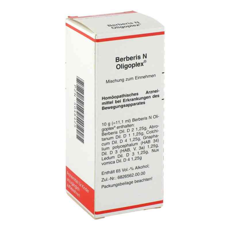 Berberis N Oligoplex Liquidum  bei apo-discounter.de bestellen