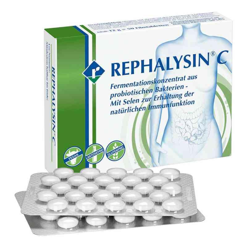 Rephalysin C Tabletten  bei apo-discounter.de bestellen