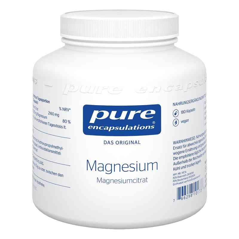 Pure Encapsulations Magnesium Magn.citrat Kapseln  bei apo-discounter.de bestellen
