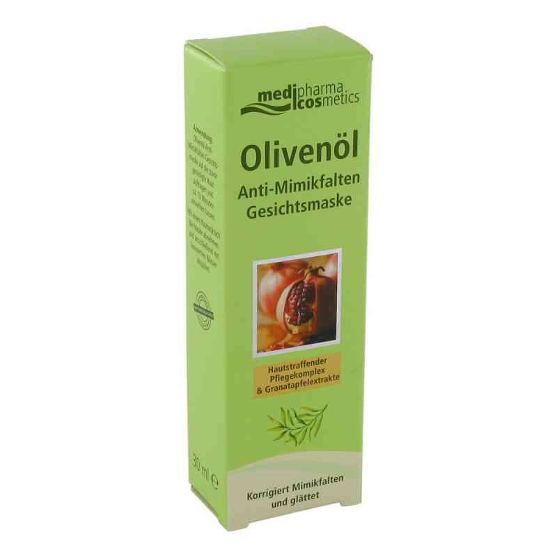 Olivenöl Anti-mimikfalten Gesichtsmaske  bei apo-discounter.de bestellen