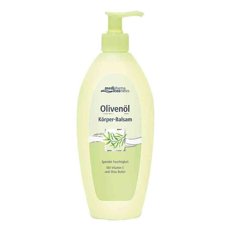 Olivenöl Körper-balsam im Spender  bei apo-discounter.de bestellen