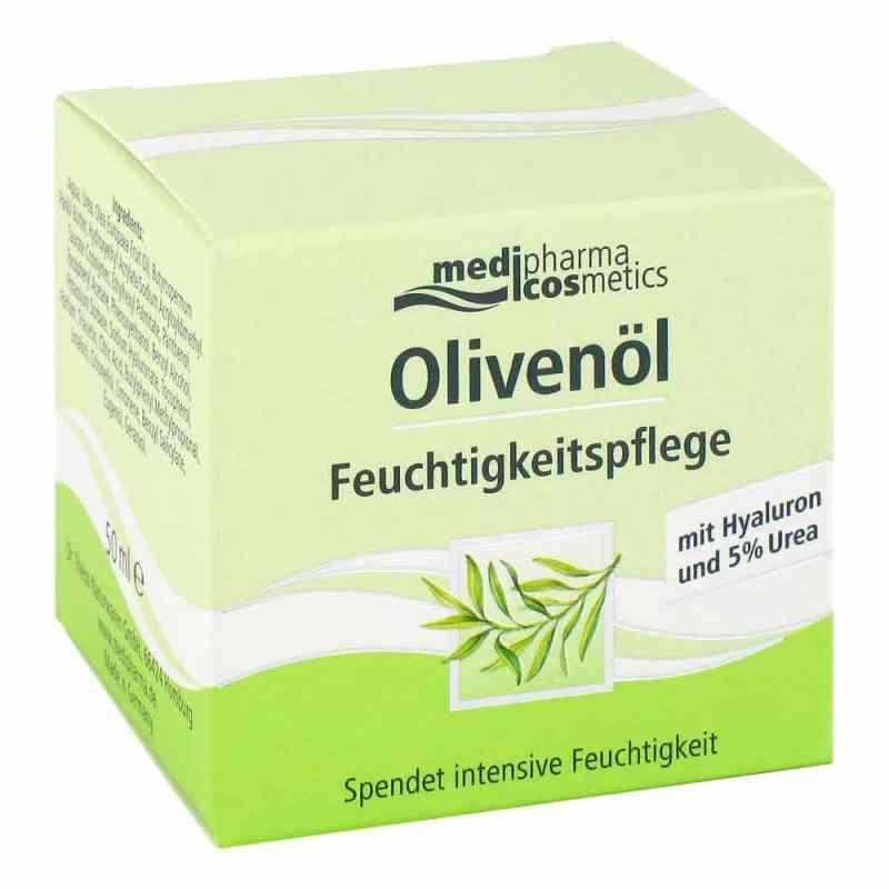 Olivenöl Feuchtigkeitspflege Creme  bei apo-discounter.de bestellen
