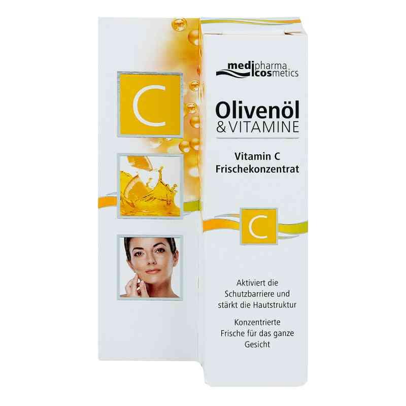 Olivenöl & Vitamin C Frischekonzentrat  bei apo-discounter.de bestellen