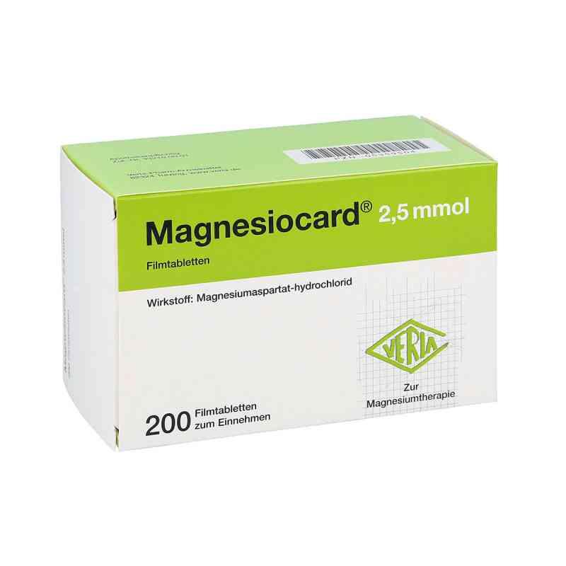 Magnesiocard 2,5 mmol Filmtabletten  bei apo-discounter.de bestellen