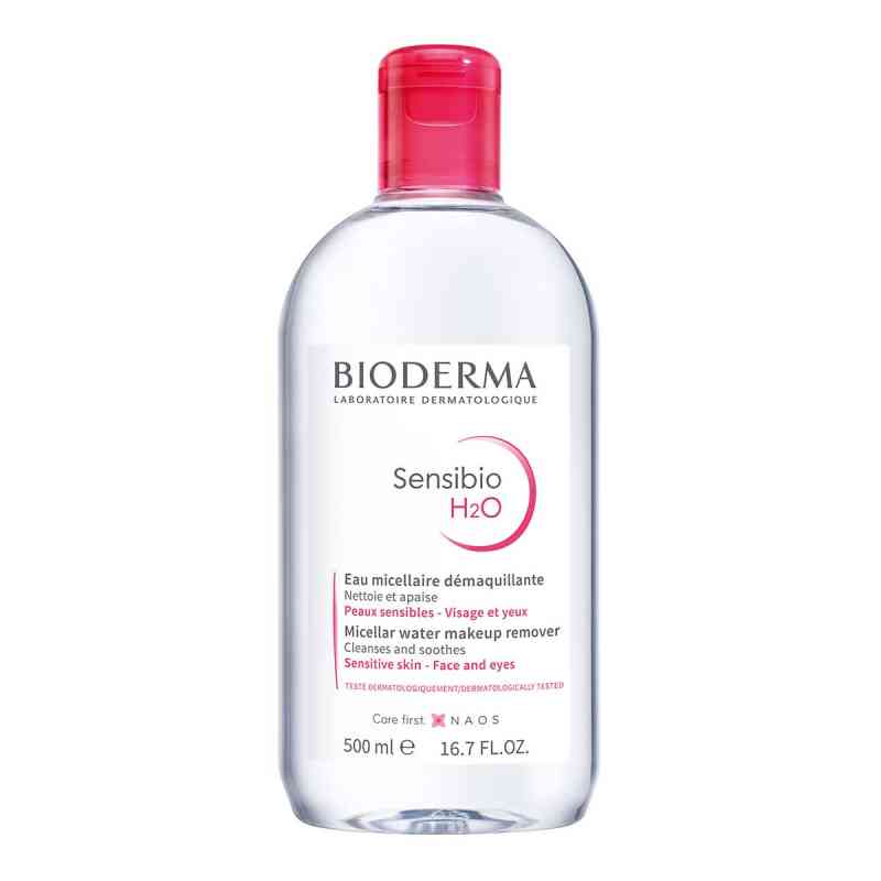 Bioderma Sensibio H2o reinigende Lösung  bei apo-discounter.de bestellen