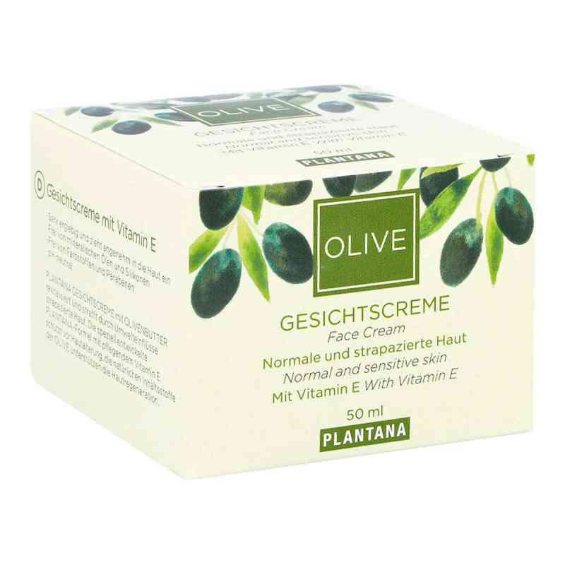 Plantana Olive Butter Gesichts Creme  bei apo-discounter.de bestellen