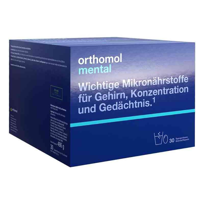 Orthomol Mental Granulat  bei apo-discounter.de bestellen