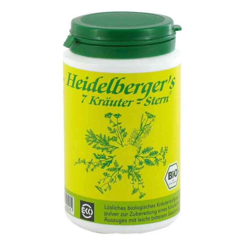 Bio Heidelbergers 7 Kräuter Stern Tee  bei apo-discounter.de bestellen