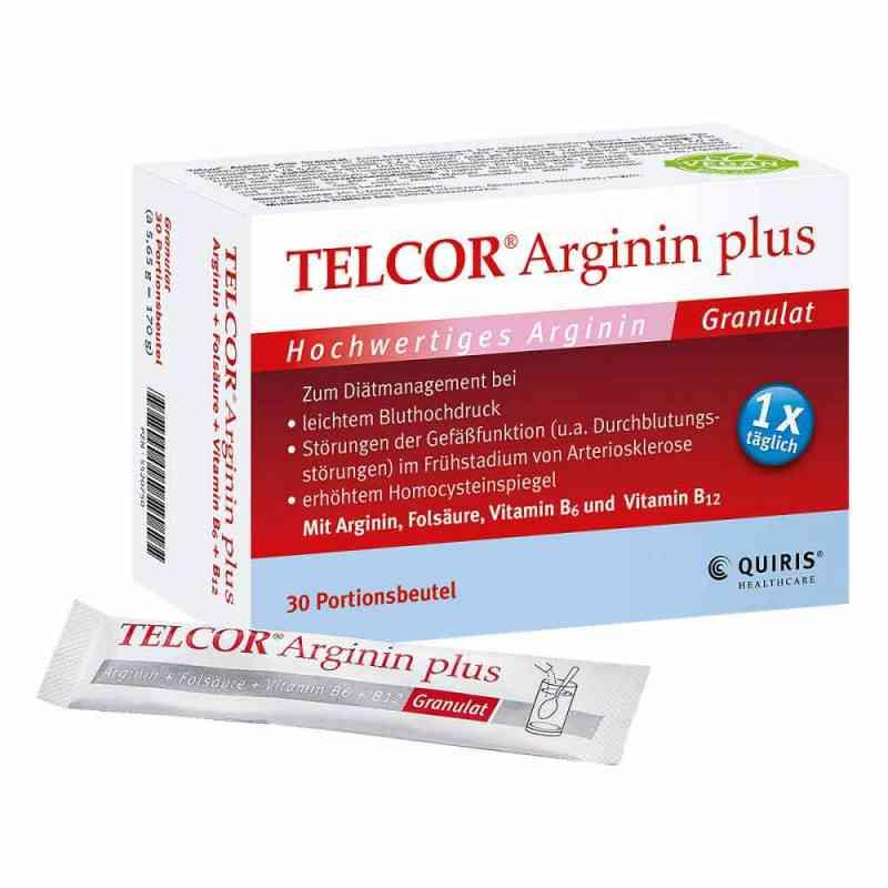 Telcor Arginin plus Beutel Granulat  bei apo-discounter.de bestellen