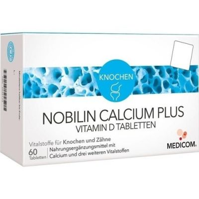 Nobilin Calcium Plus Vitamin D Tabletten  bei apo-discounter.de bestellen