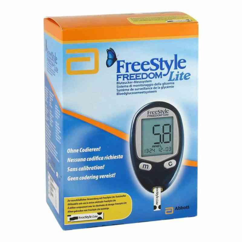 Freestyle Freedom Lite Set mmol/l ohne Codieren  bei apo-discounter.de bestellen