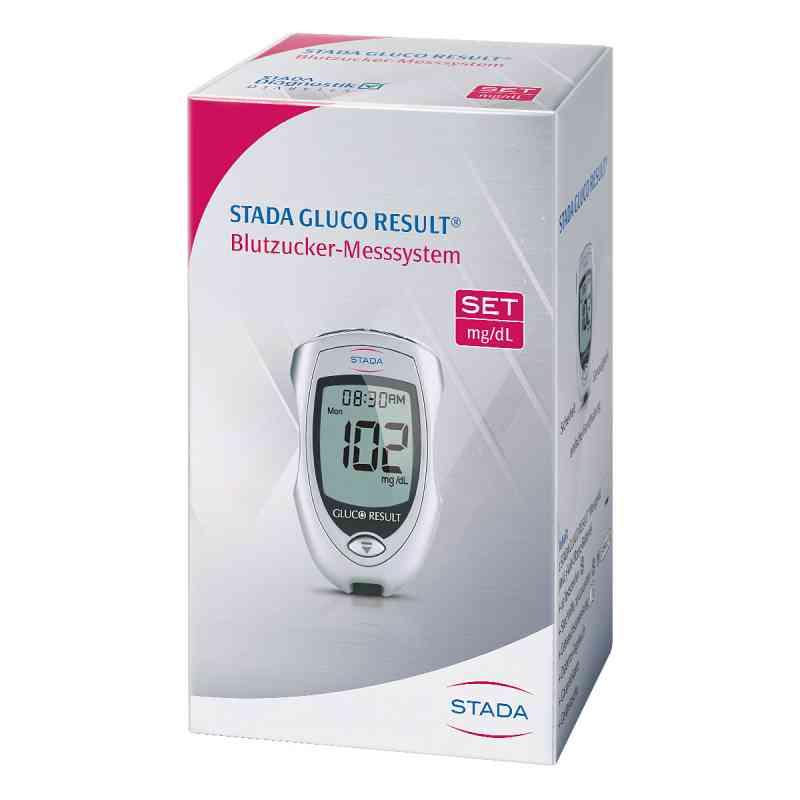 Stada Gluco Result Blutzuckermessgerät mg/dl  bei apo-discounter.de bestellen