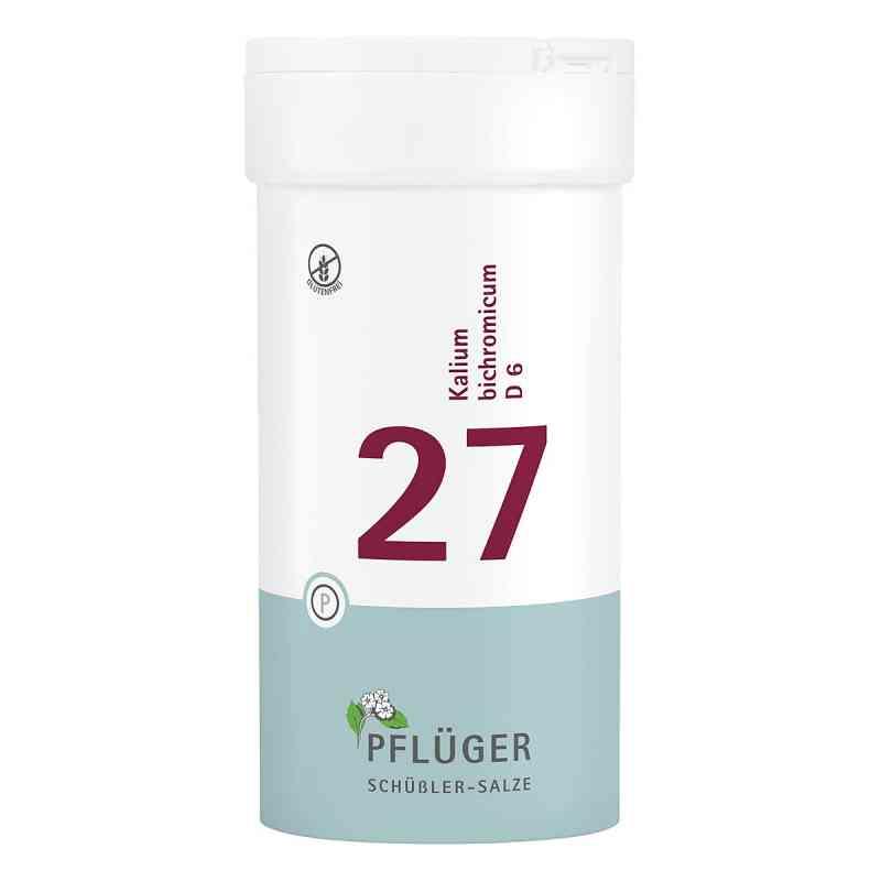 Biochemie Pflüger 27 Kalium bichromic.D 6 Tabletten  bei apo-discounter.de bestellen