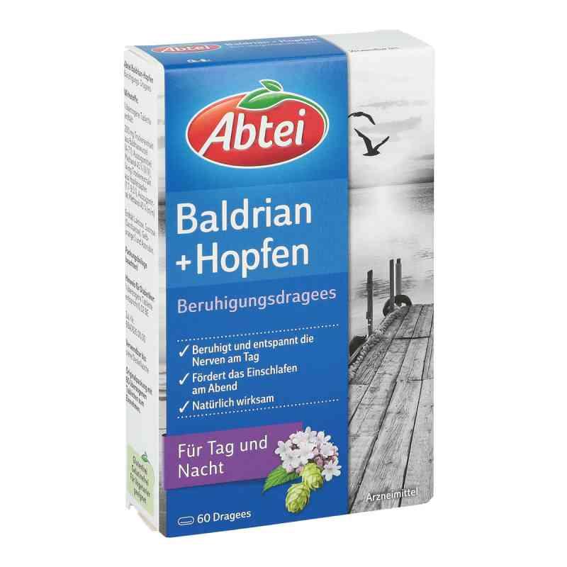 Abtei Baldrian-Hopfen Beruhigungs-Dragees bei apo-discounter.de bestellen