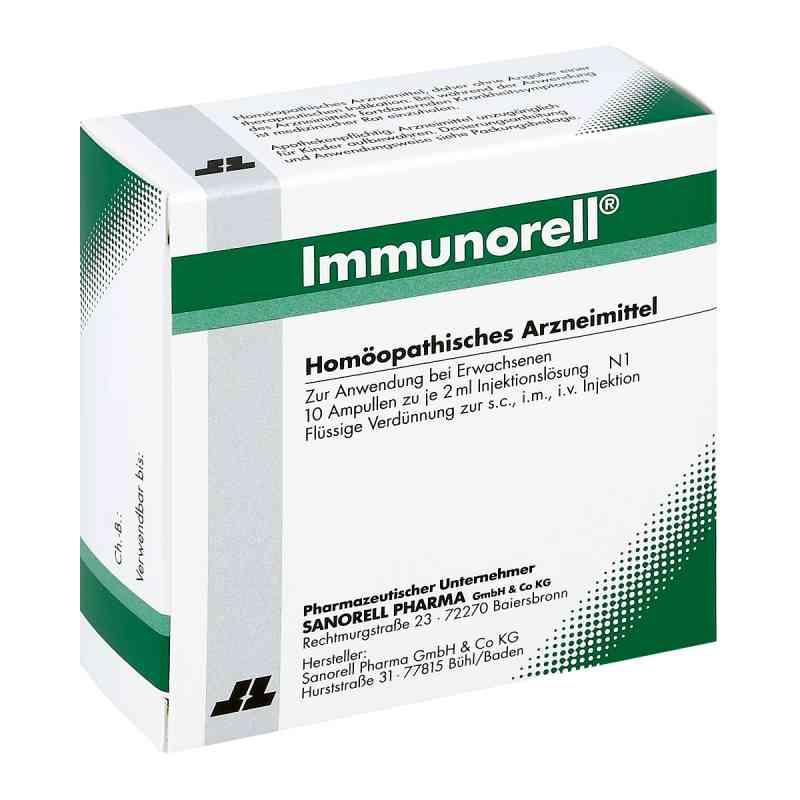 Immunorell Injektionslösung  bei apo-discounter.de bestellen
