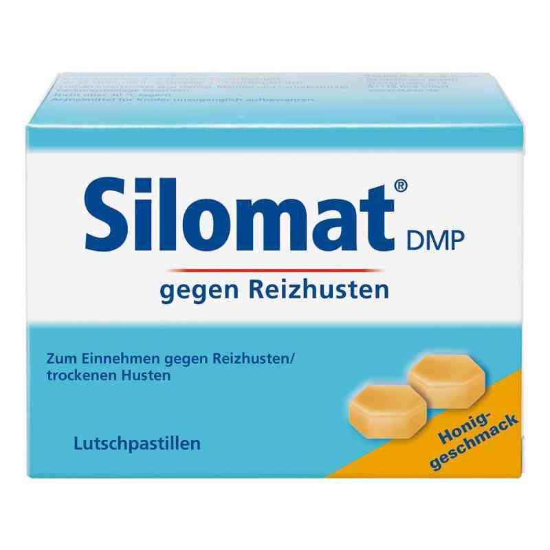 Silomat DMP Lutschpastillen Honig bei trockenem Reizhusten  bei apo-discounter.de bestellen