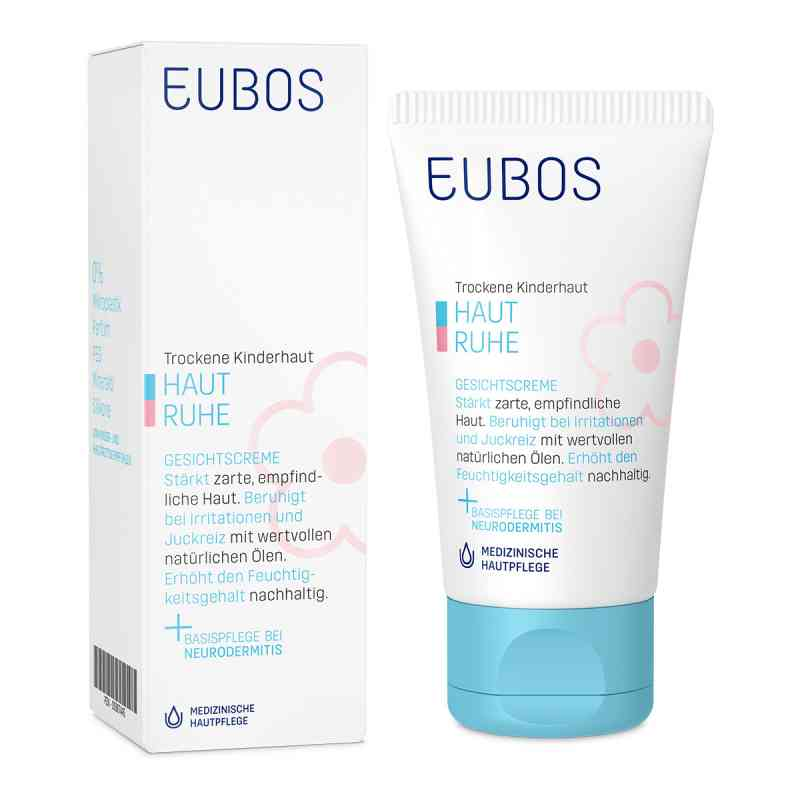 Eubos Kinder Haut Ruhe Gesichtscreme  bei apo-discounter.de bestellen
