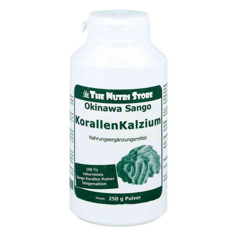 Korallen Kalzium 100% rein Pulver  bei apo-discounter.de bestellen