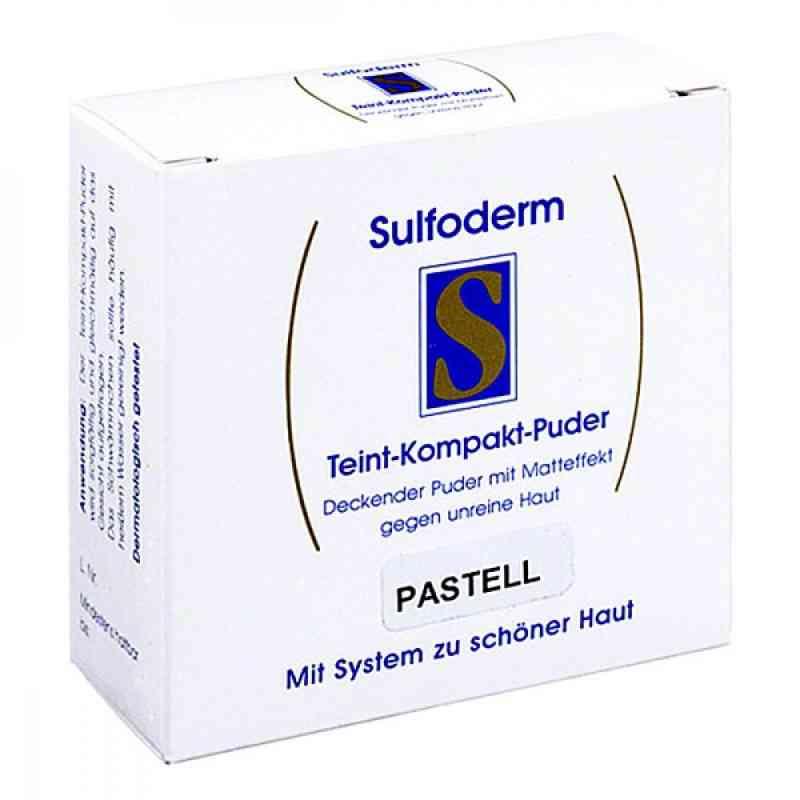 Sulfoderm S Teint Kompakt Puder pastell  bei apo-discounter.de bestellen