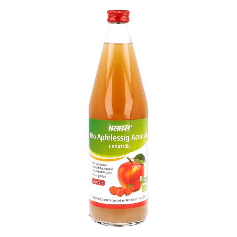 Hensel Apfelessig naturtr.m.5% Acerola bio  bei apo-discounter.de bestellen