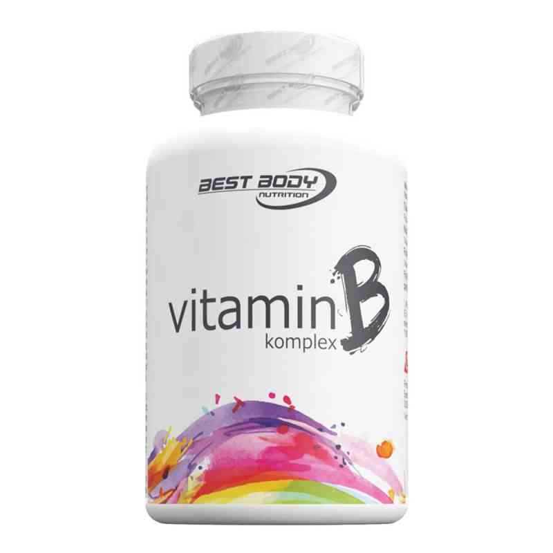 Best Body Nutrition Vitamin B Komplex Kapseln  bei apo-discounter.de bestellen