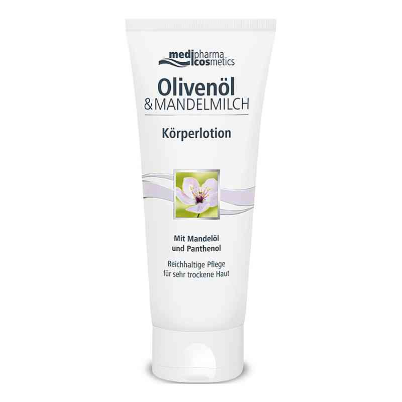 Oliven-mandelmilch Körperlotion  bei apo-discounter.de bestellen