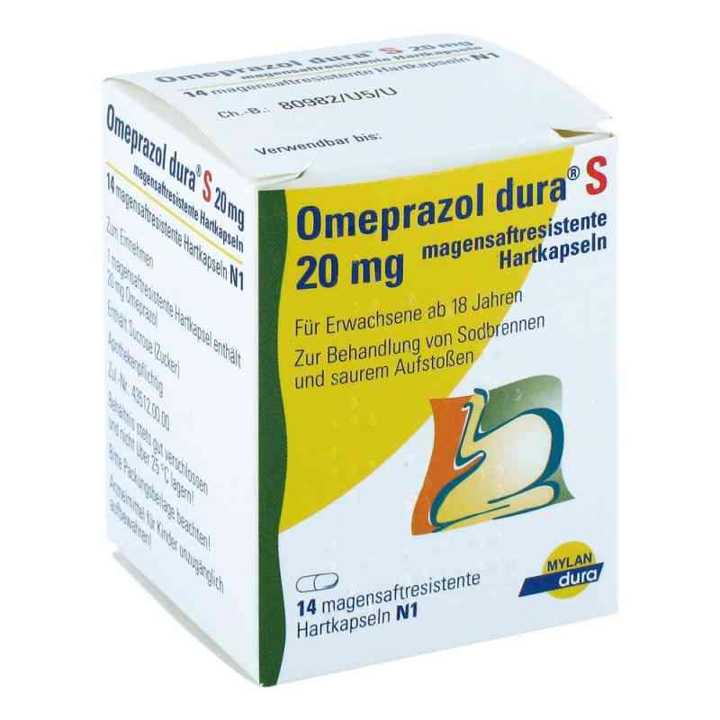 Omeprazol dura S 20mg  bei apo-discounter.de bestellen
