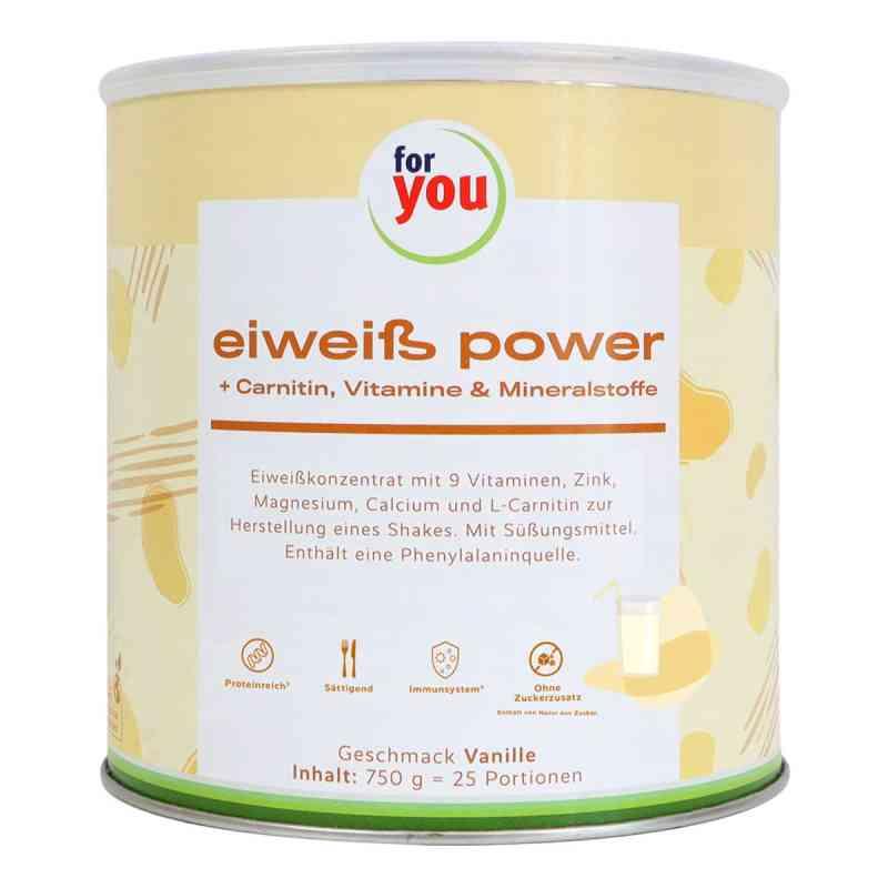 For You Eiweiss Power Vanille  bei apo-discounter.de bestellen