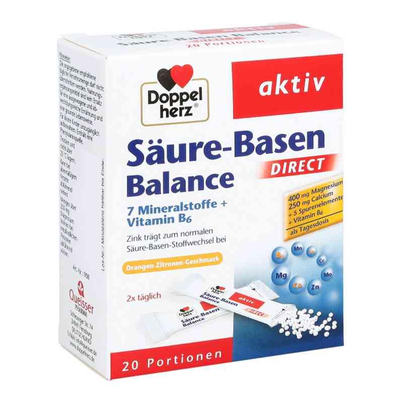 Doppelherz Säure-basen Balance Direct Pellets  bei apo-discounter.de bestellen