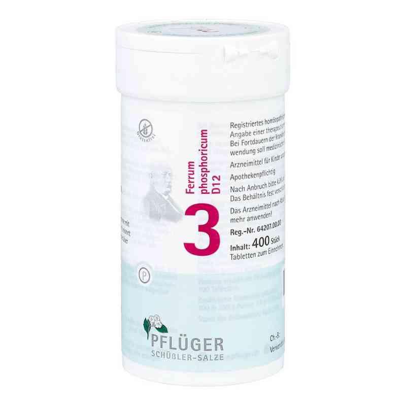 Biochemie Pflüger 3 Ferrum phosphoricum D12 Tabletten  bei apo-discounter.de bestellen