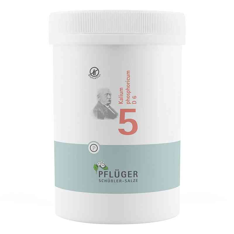 Biochemie Pflüger 5 Kalium phosphoricum D6 Tabletten  bei apo-discounter.de bestellen