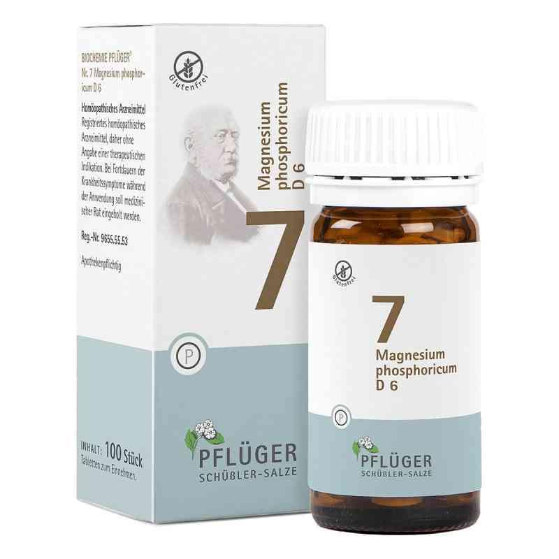Biochemie Pflüger 7 Magnesium phosphoricum D6 Tabletten  bei apo-discounter.de bestellen