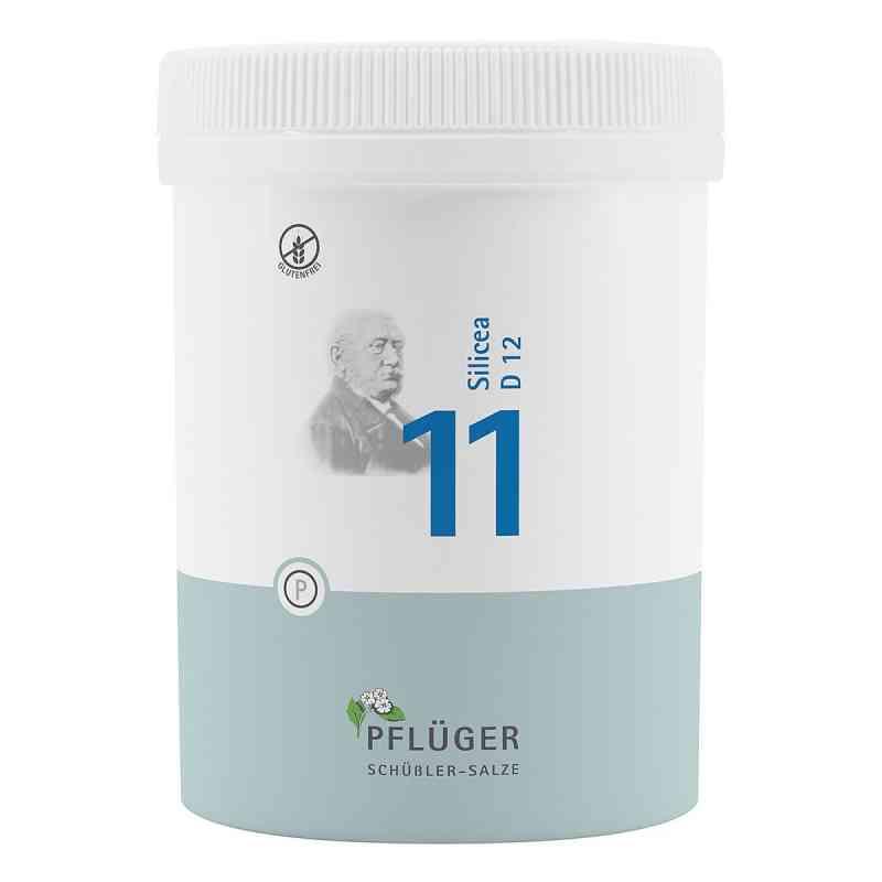 Biochemie Pflüger 11 Silicea D12 Tabletten  bei apo-discounter.de bestellen