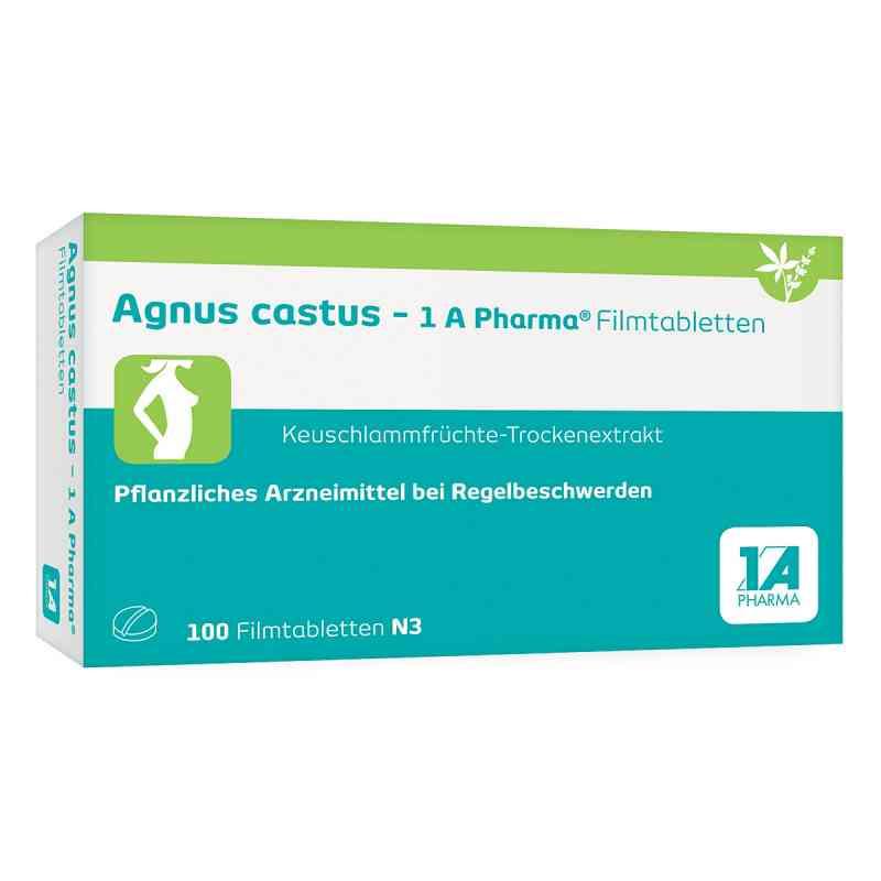 Agnus castus-1A Pharma  bei apo-discounter.de bestellen