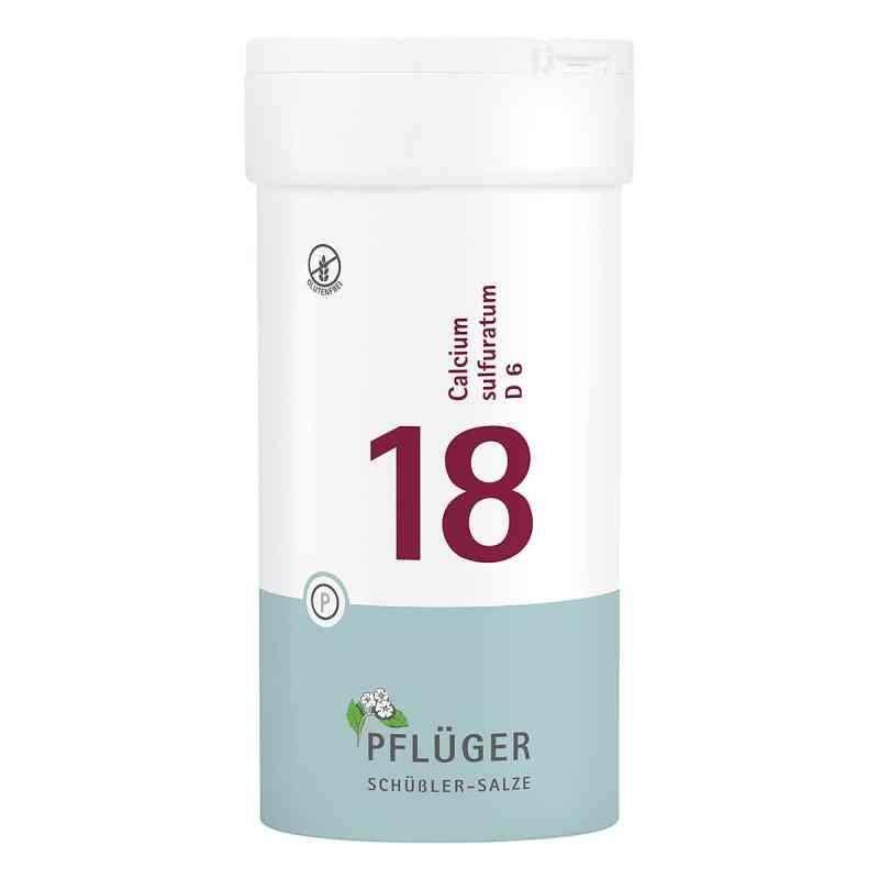 Biochemie Pflüger 18 Calcium sulfurat.D 6 Tabletten  bei apo-discounter.de bestellen
