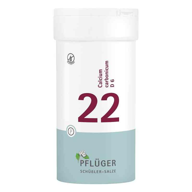 Biochemie Pflüger 22 Calcium carbonic.D 6 Tabletten  bei apo-discounter.de bestellen