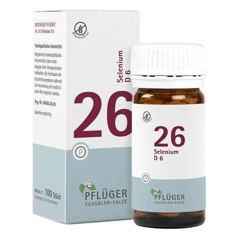 Biochemie Pflüger 26 Selenium D6 Tabletten  bei apo-discounter.de bestellen