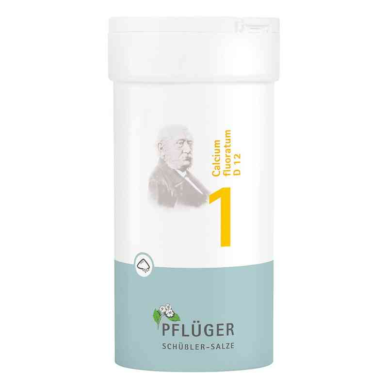 Biochemie Pflüger 1 Calcium fluor.D 12 Pulver  bei apo-discounter.de bestellen