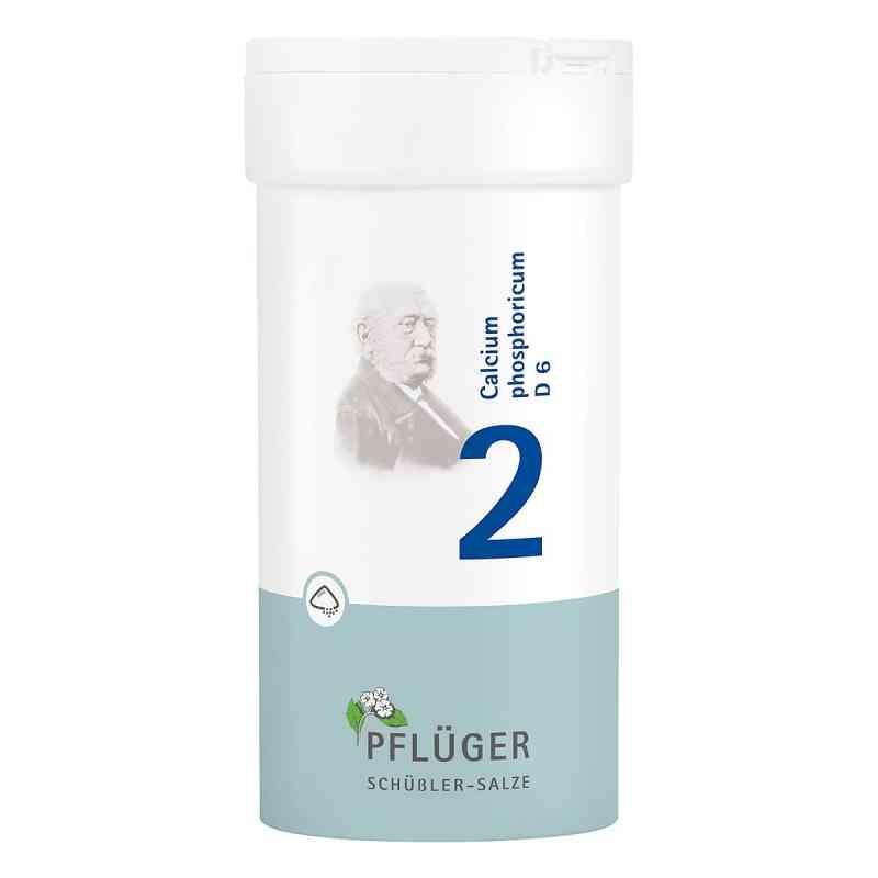 Biochemie Pflüger 2 Calcium phosphoricum D6 Pulver  bei apo-discounter.de bestellen
