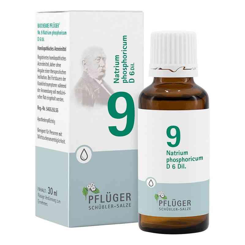 Biochemie Pflüger 9 Natrium phosphoricum D6 Tropfen  bei apo-discounter.de bestellen