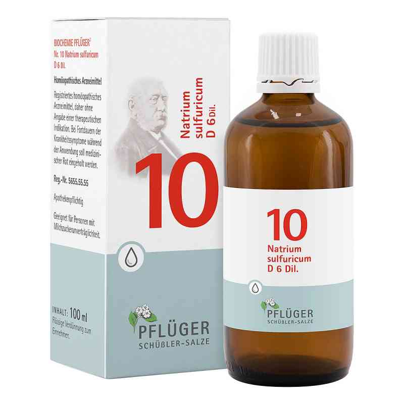 Biochemie Pflüger 10 Natrium Sulfur D6 Tropfen  bei apo-discounter.de bestellen